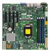 Серверная МП Supermicro X11SSM-F-O