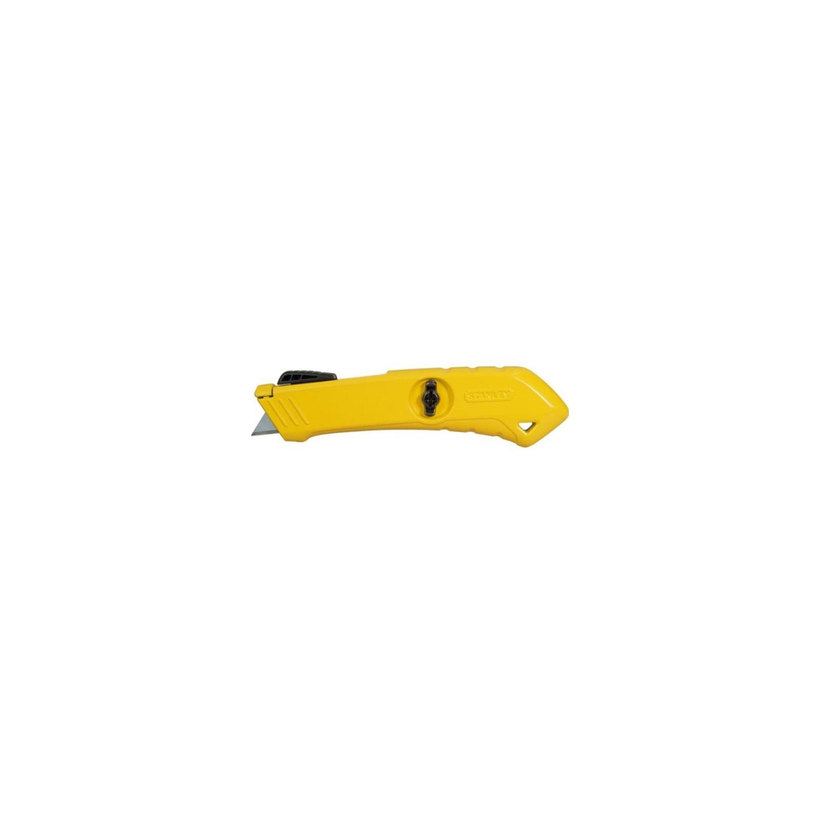 Нож монтажный Stanley безопасный для отделочных работ, L=165мм. (STHT0-10193)