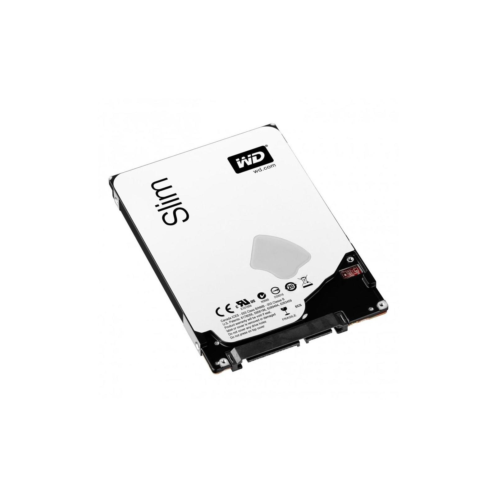 """Жесткий диск для ноутбука 2.5"""" 750GB WD (#WD7500LPCX-FR#) изображение 2"""