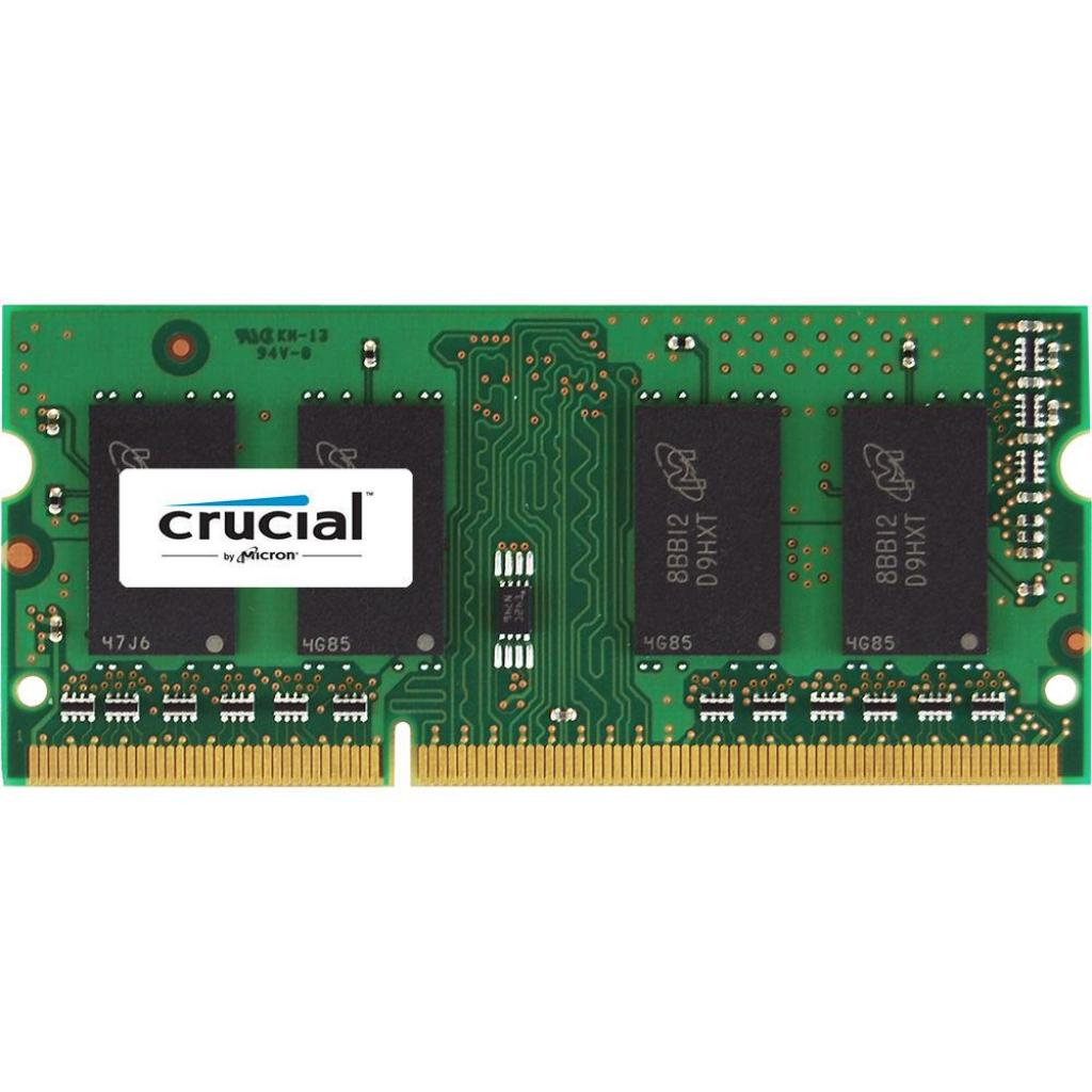 Модуль памяти для ноутбука SoDIMM DDR3L 16GB 1866 MHz Micron (CT16G3S186DM)