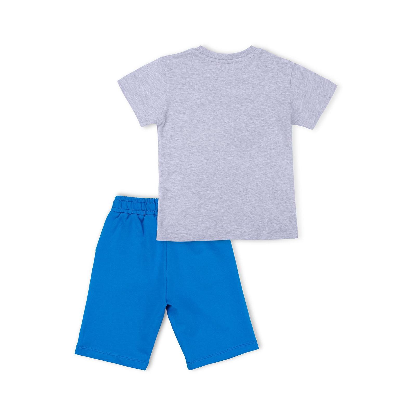 Набор детской одежды Breeze с акулой в очках (10931-110B-beige) изображение 4