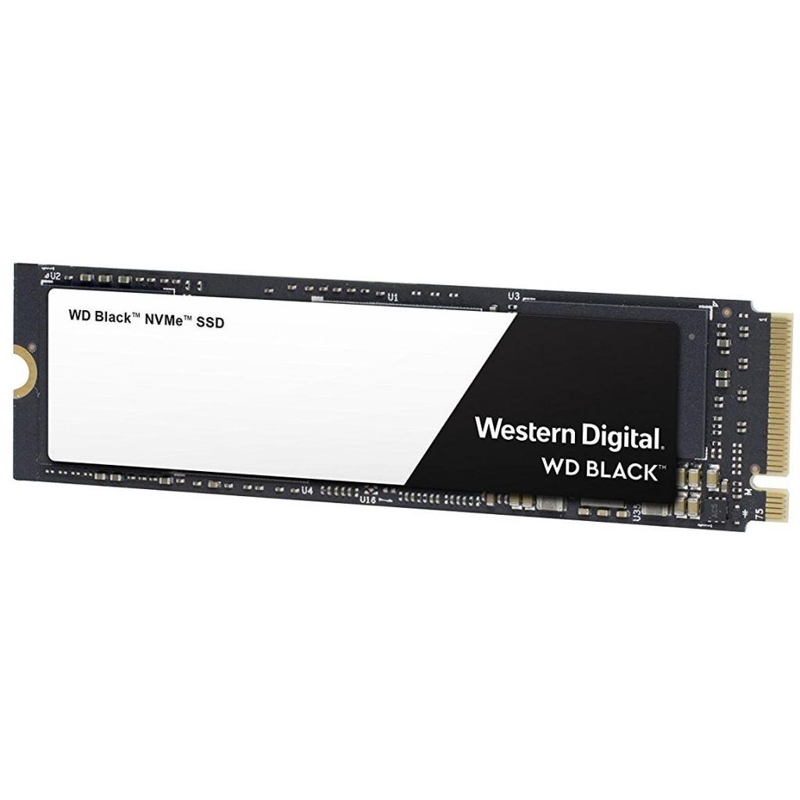 Накопитель SSD M.2 2280 1TB Western Digital (WDS100T2X0C) изображение 2