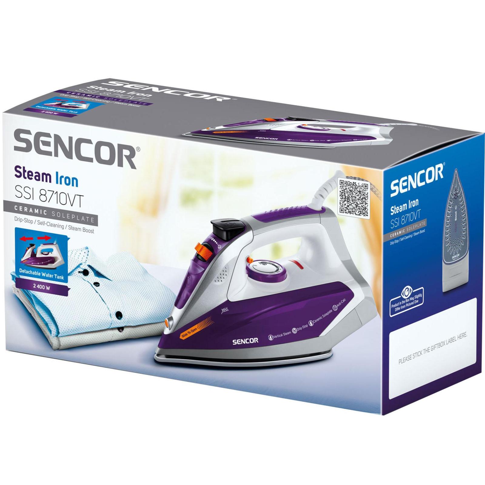 Утюг Sencor SSI8710VT изображение 11