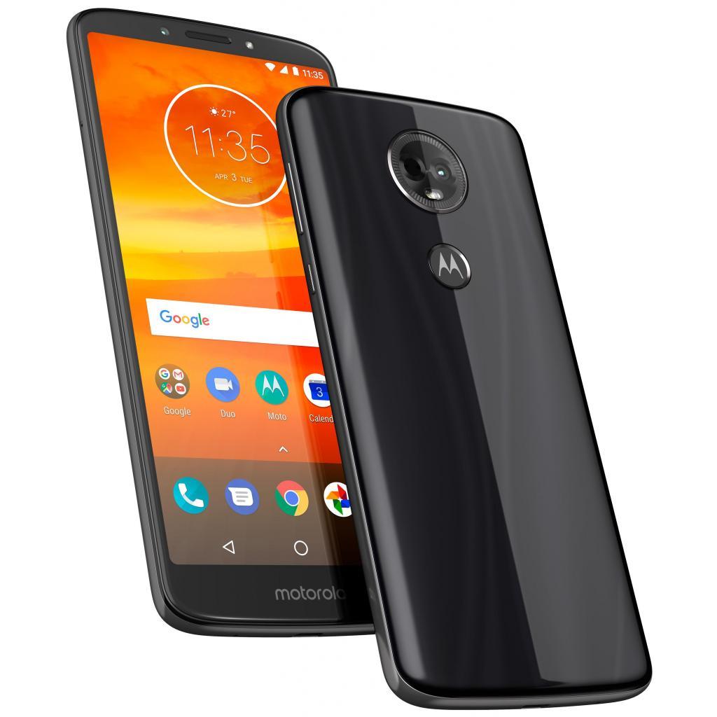 Мобильный телефон Motorola Moto E5 Plus (XT1924-1) Grey (PABA0014UA) изображение 11