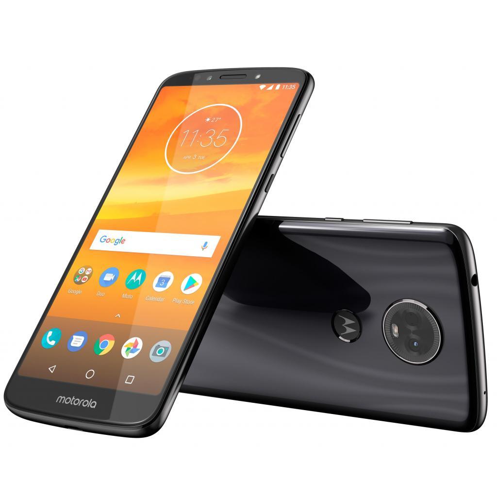 Мобильный телефон Motorola Moto E5 Plus (XT1924-1) Grey (PABA0014UA) изображение 12