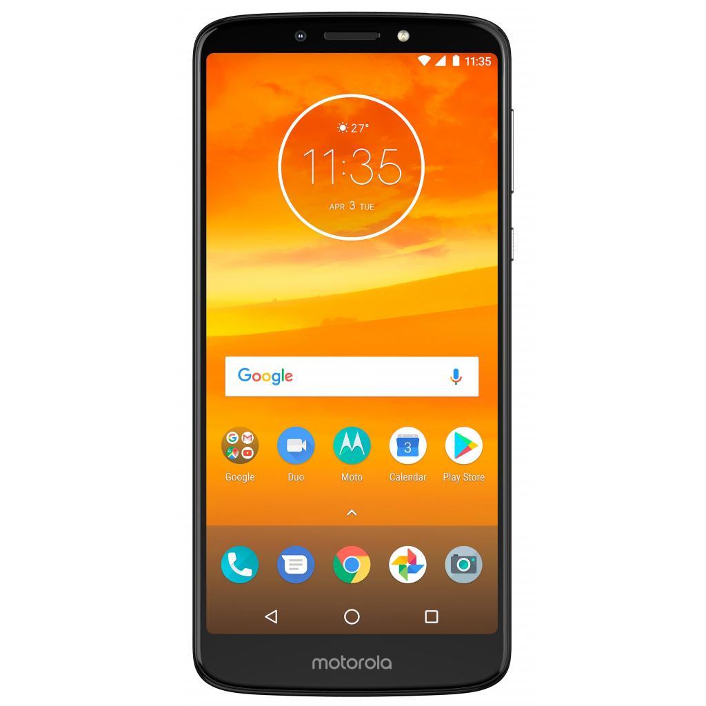 Мобильный телефон Motorola Moto E5 Plus (XT1924-1) Grey (PABA0014UA)