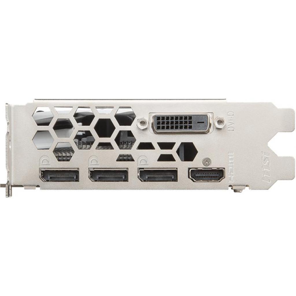 Видеокарта MSI Radeon RX 570 8192Mb ARMOR (RX 570 ARMOR 8G) изображение 5