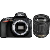 Цифровой фотоаппарат Nikon D3500 AF-S 18-105 VR kit (VBA550K003)