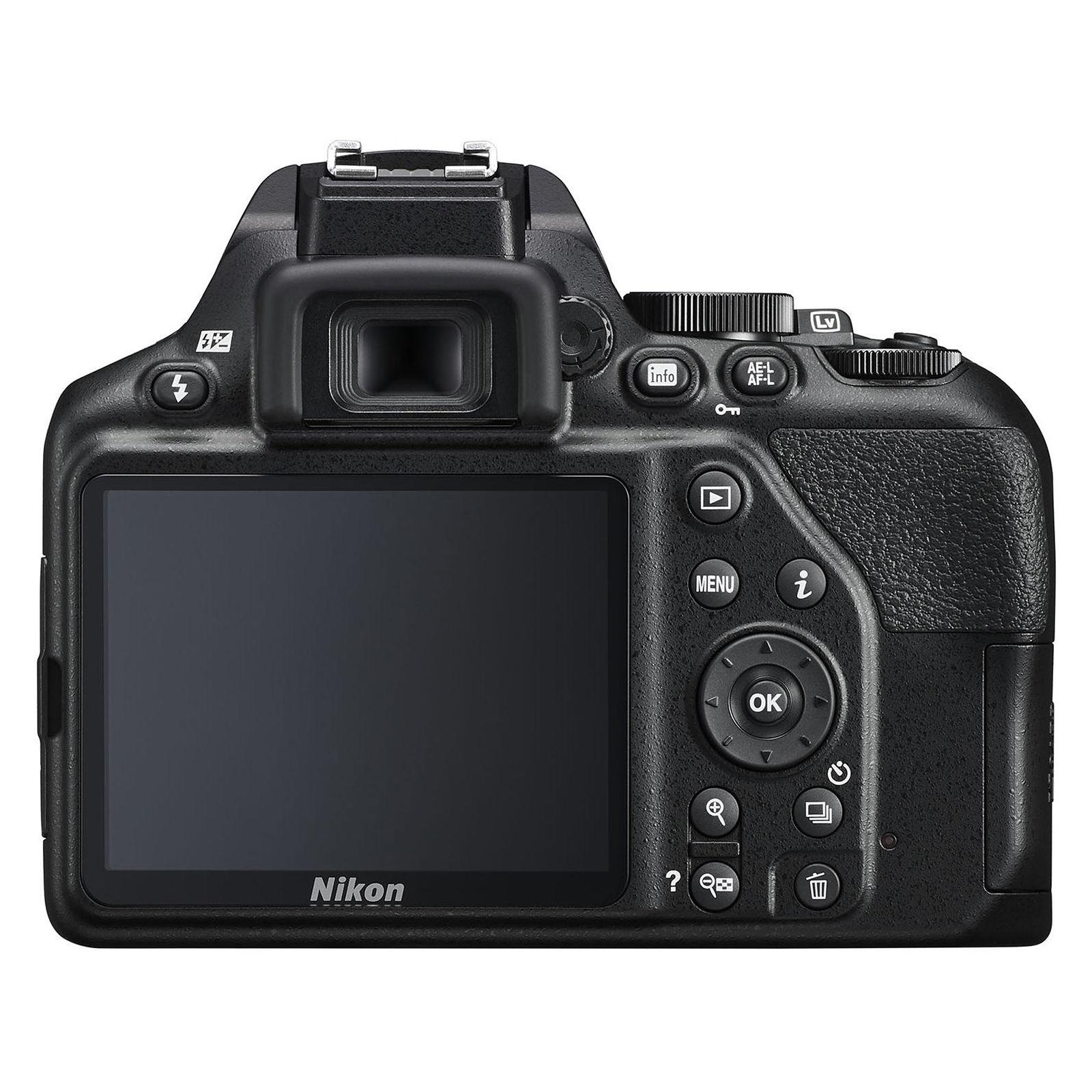 Цифровой фотоаппарат Nikon D3500 AF-S 18-105 VR kit (VBA550K003) изображение 3