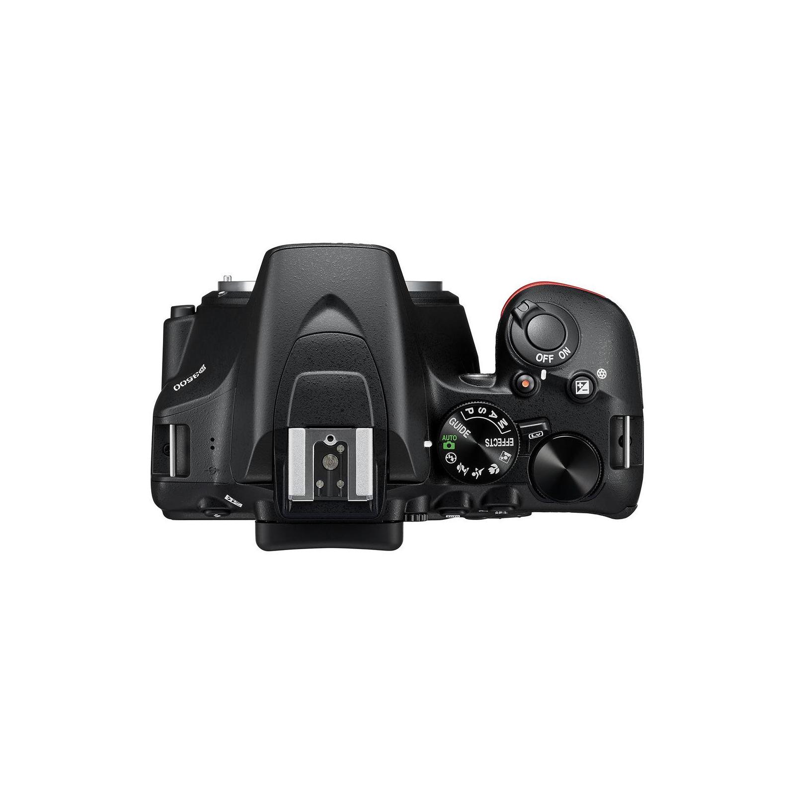 Цифровой фотоаппарат Nikon D3500 AF-S 18-105 VR kit (VBA550K003) изображение 4