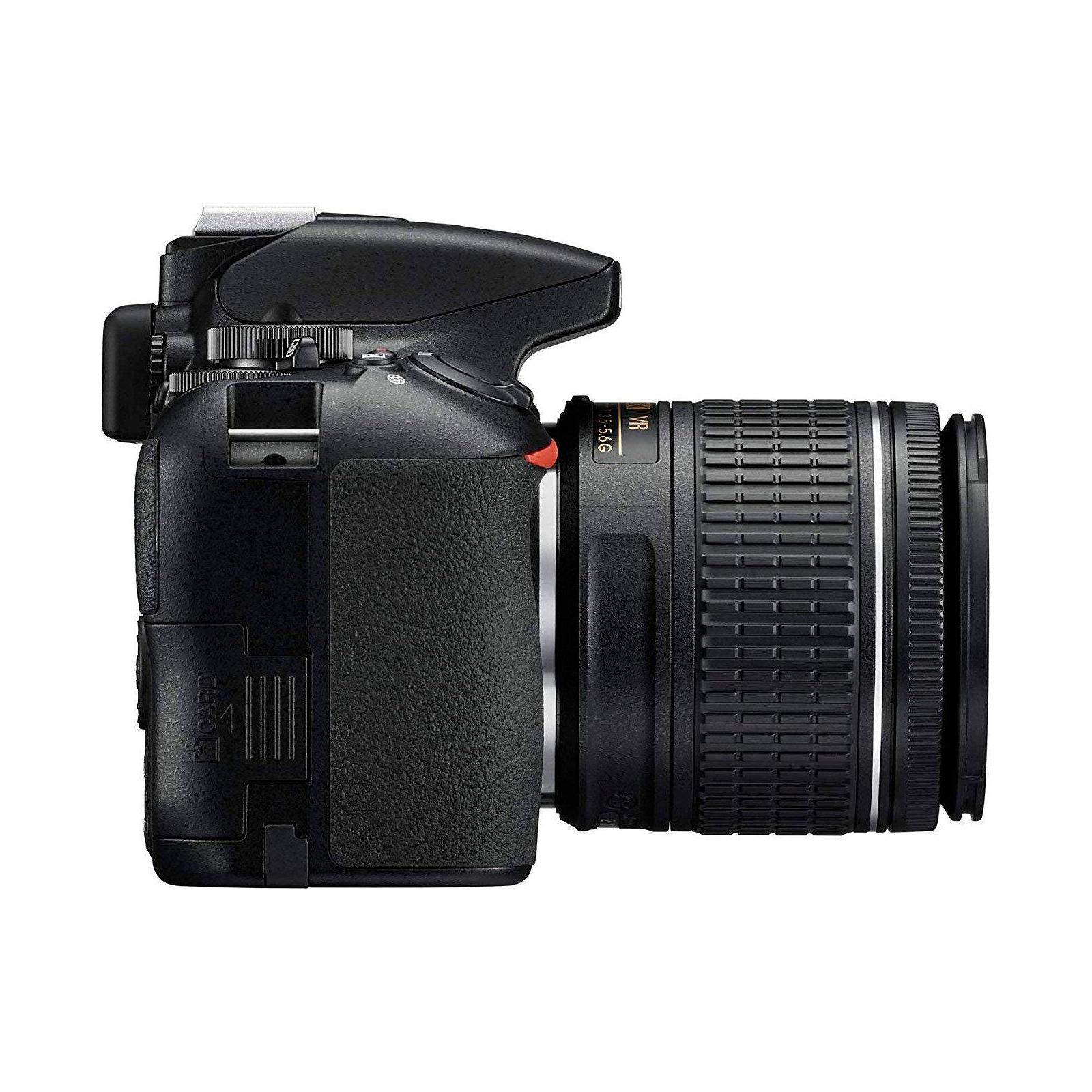 Цифровой фотоаппарат Nikon D3500 AF-S 18-105 VR kit (VBA550K003) изображение 6