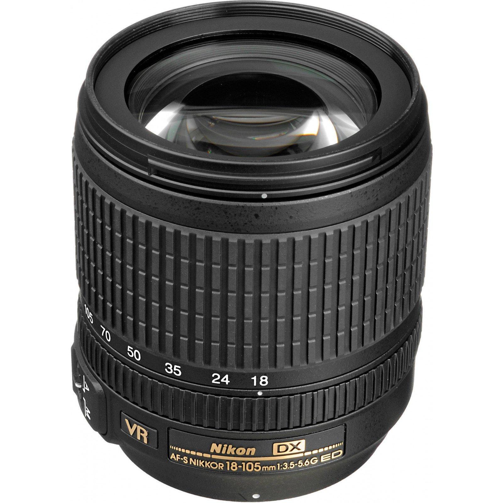 Цифровой фотоаппарат Nikon D3500 AF-S 18-105 VR kit (VBA550K003) изображение 8