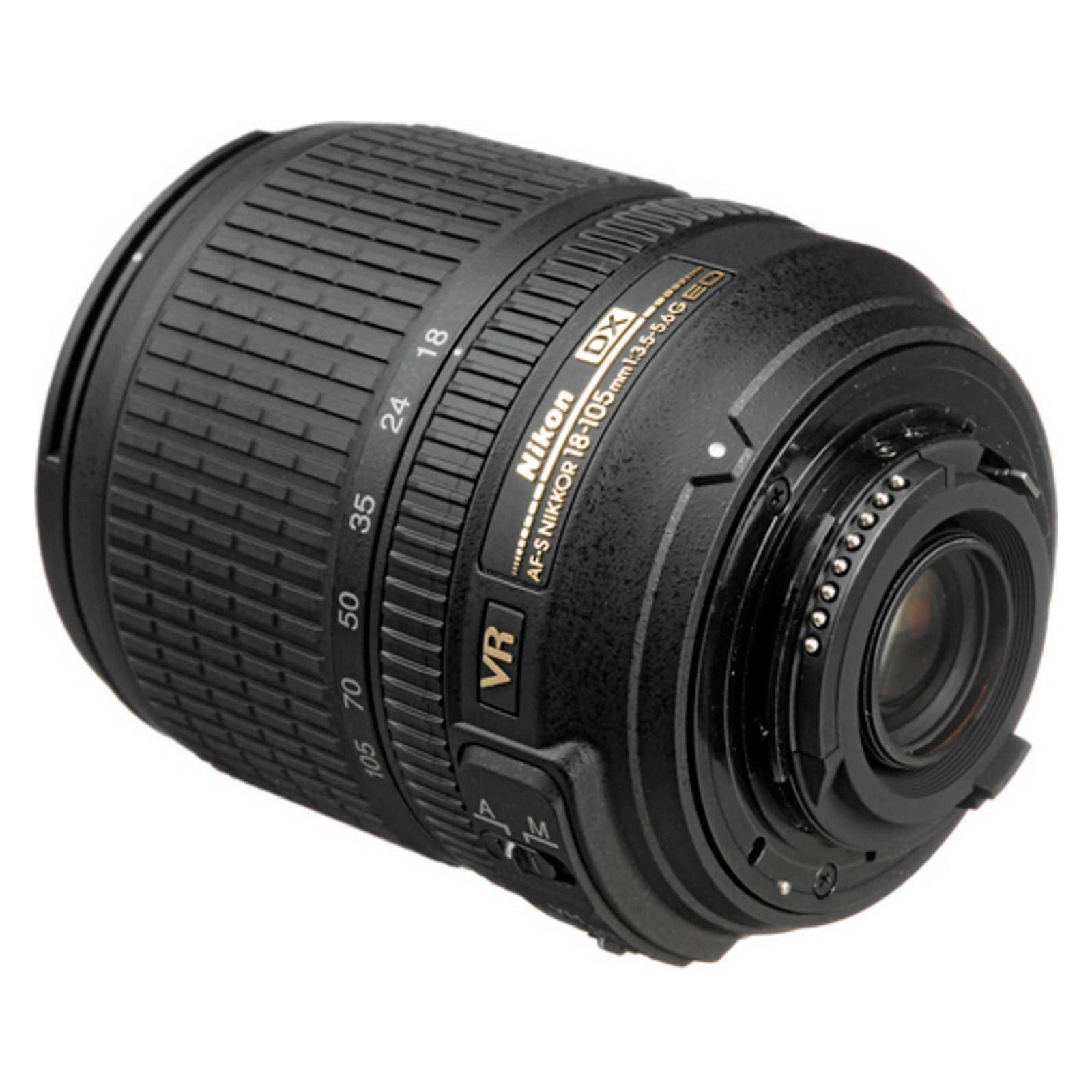 Цифровой фотоаппарат Nikon D3500 AF-S 18-105 VR kit (VBA550K003) изображение 9