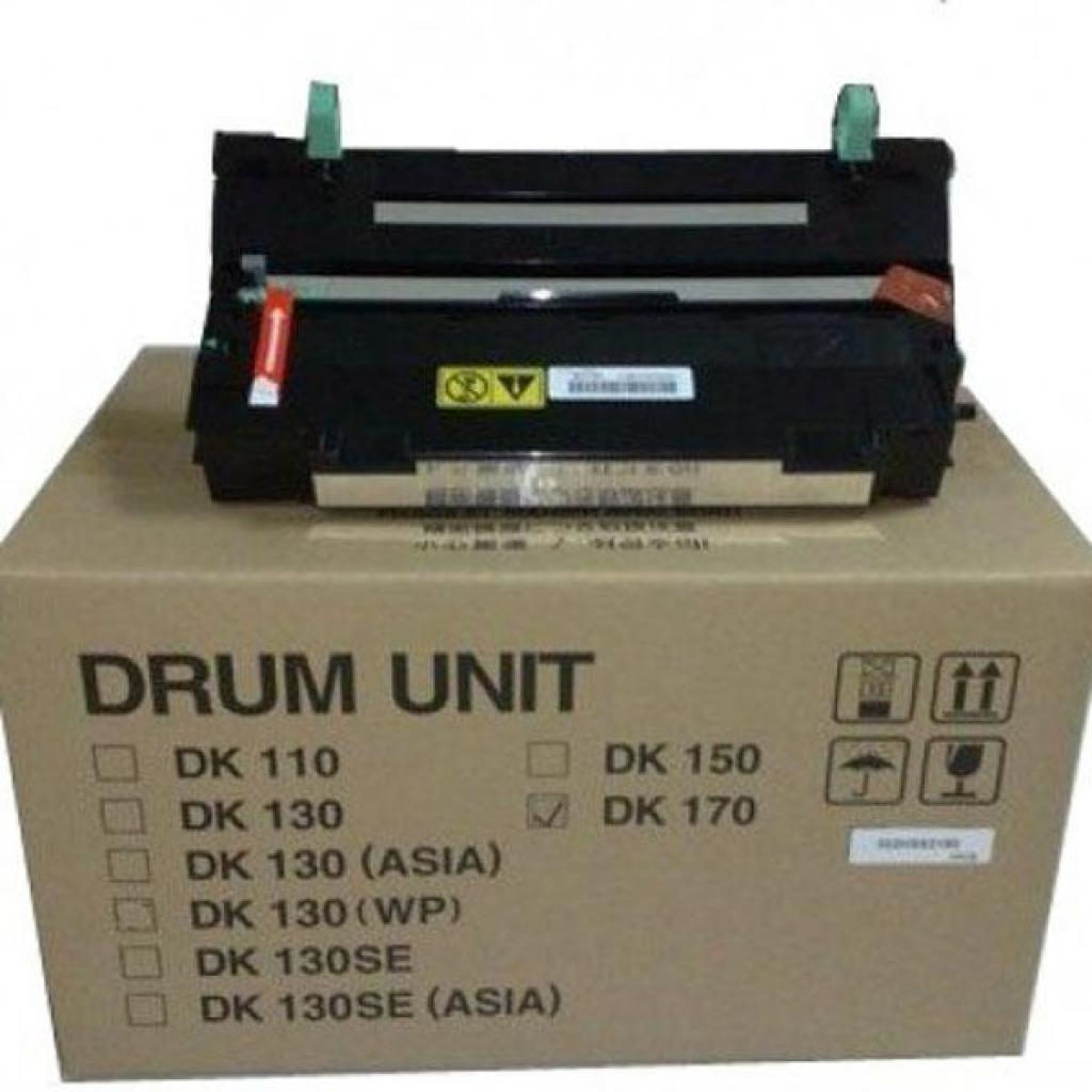Фотобарабан Kyocera DK-170 Drum (302LZ93061) изображение 2