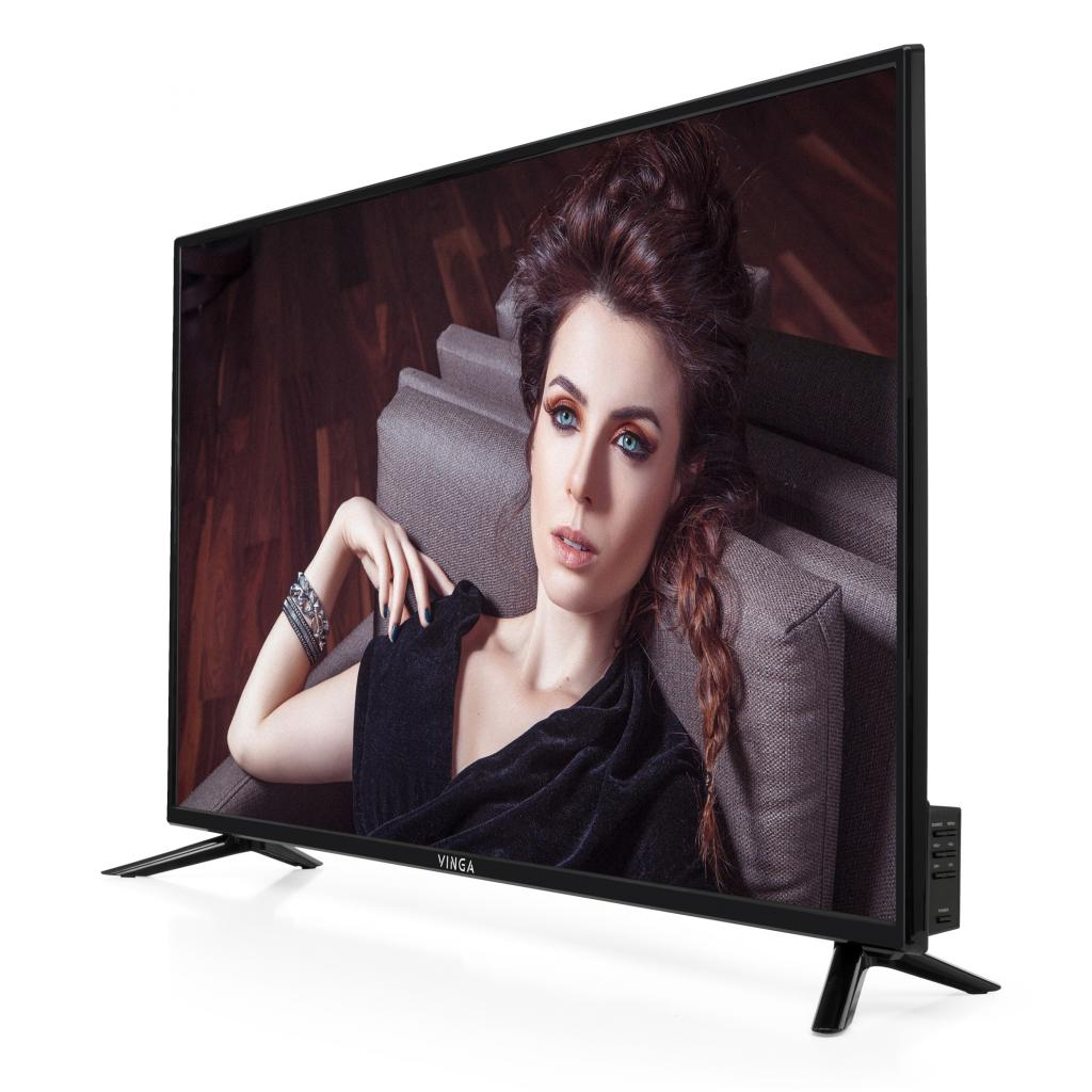 Телевізор Vinga L43FHD23B зображення 2