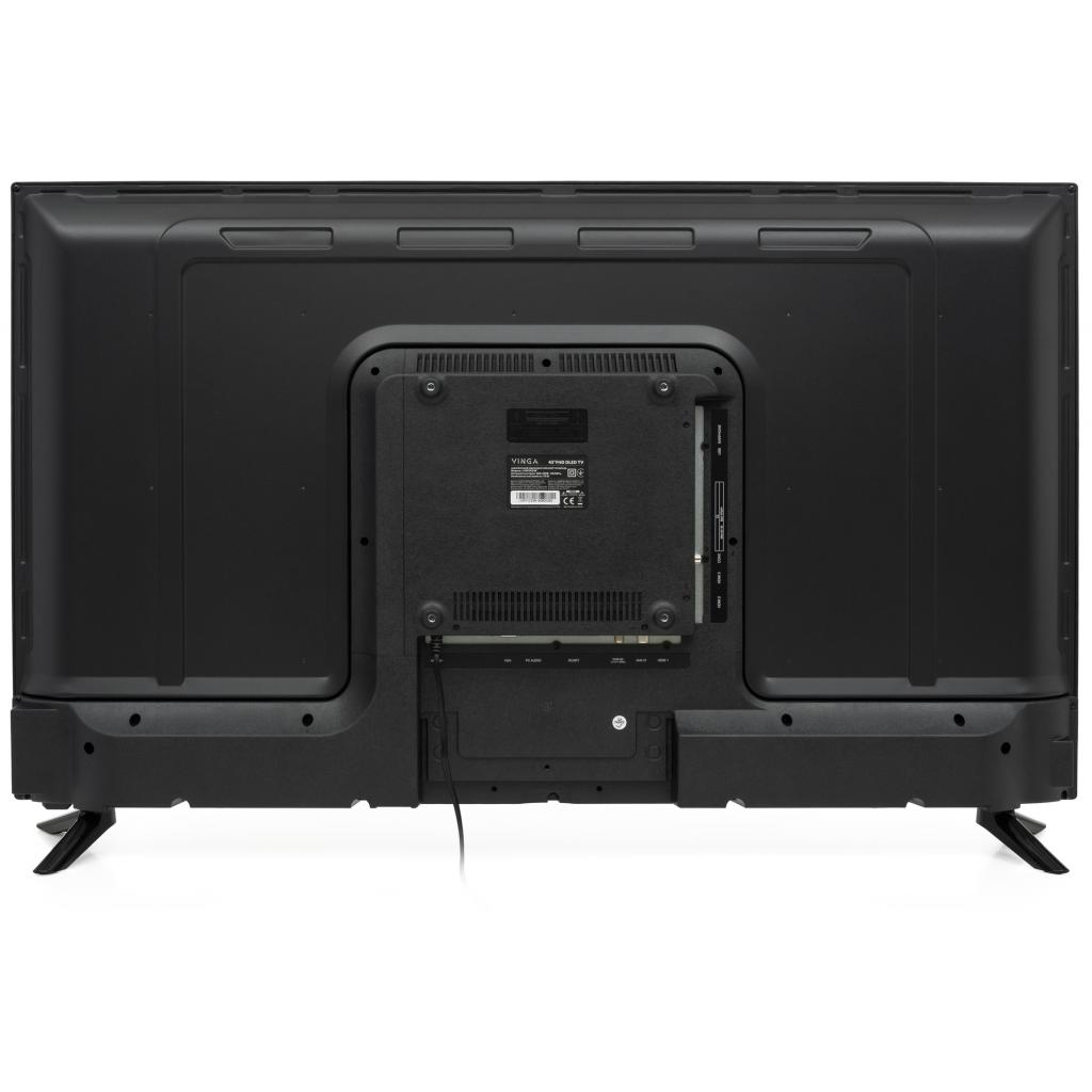 Телевизор Vinga L43FHD23B изображение 6