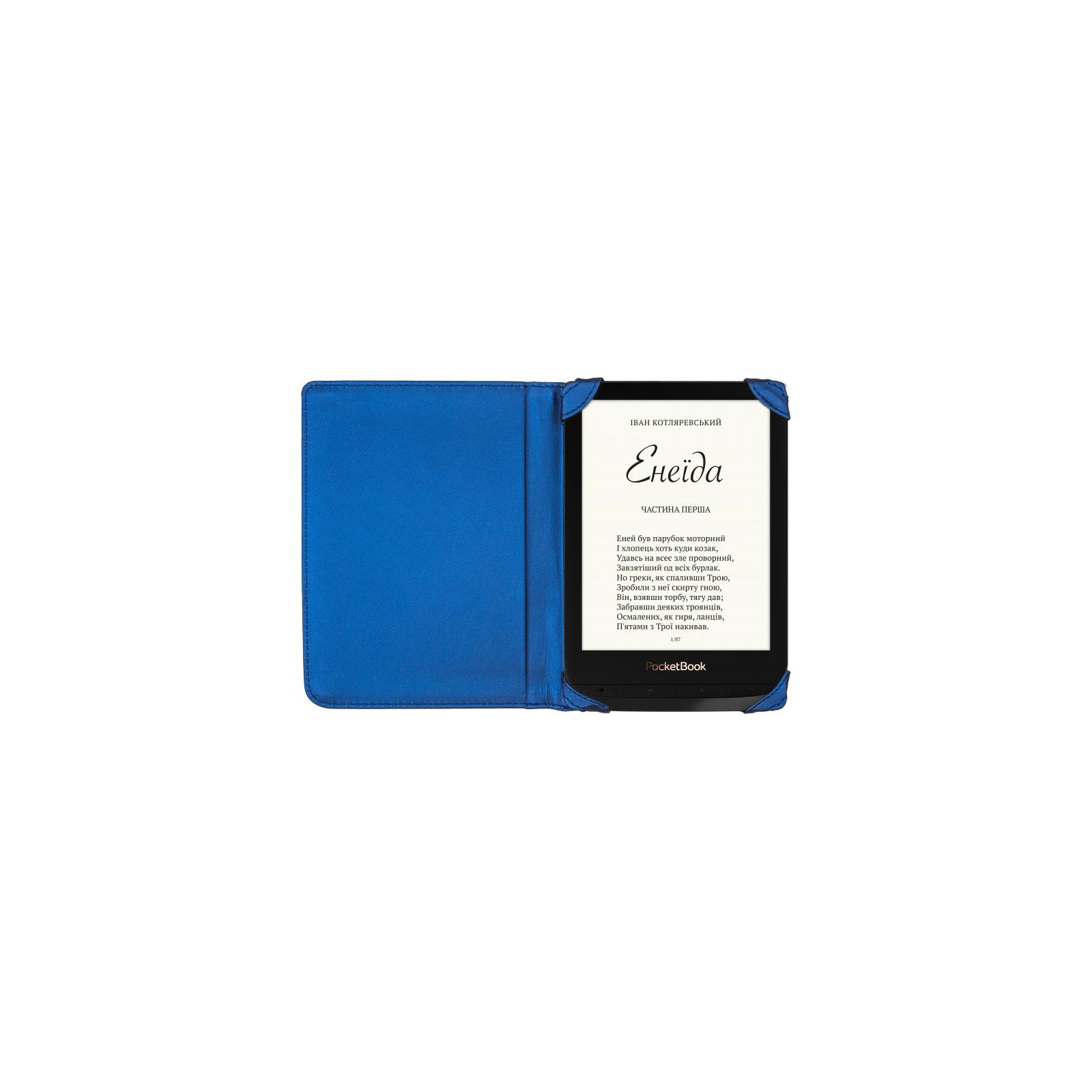 """Чехол для электронной книги Pocketbook 6"""" 616/627/632 red (VLPB-TB627RD1) изображение 3"""