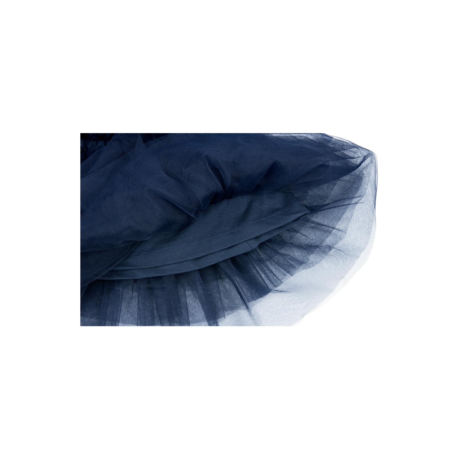 Юбка Breeze фатиновая многослойная (9938-128G-blue) изображение 3