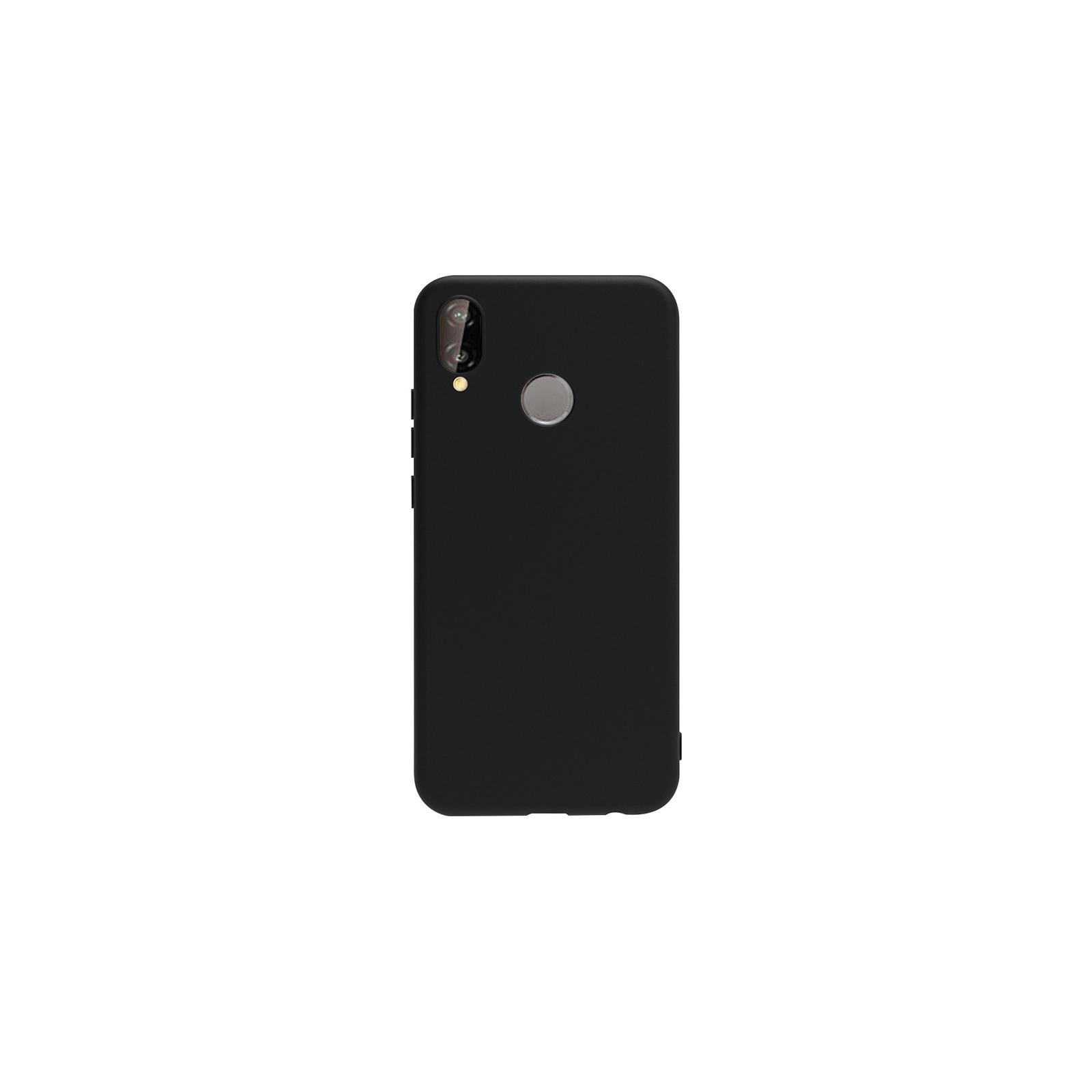 Чехол для моб. телефона Toto 1mm Matt TPU Case Huawei P20 lite Black (F_99808)
