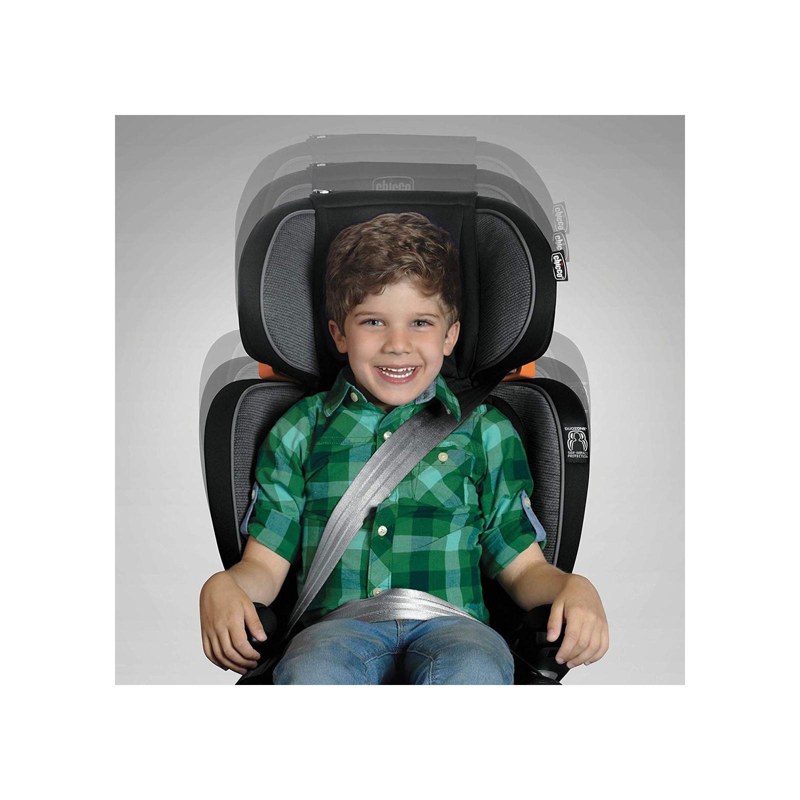 Автокресло Chicco Kid Fit Zip Air группа 2/3 (79486.19) изображение 7