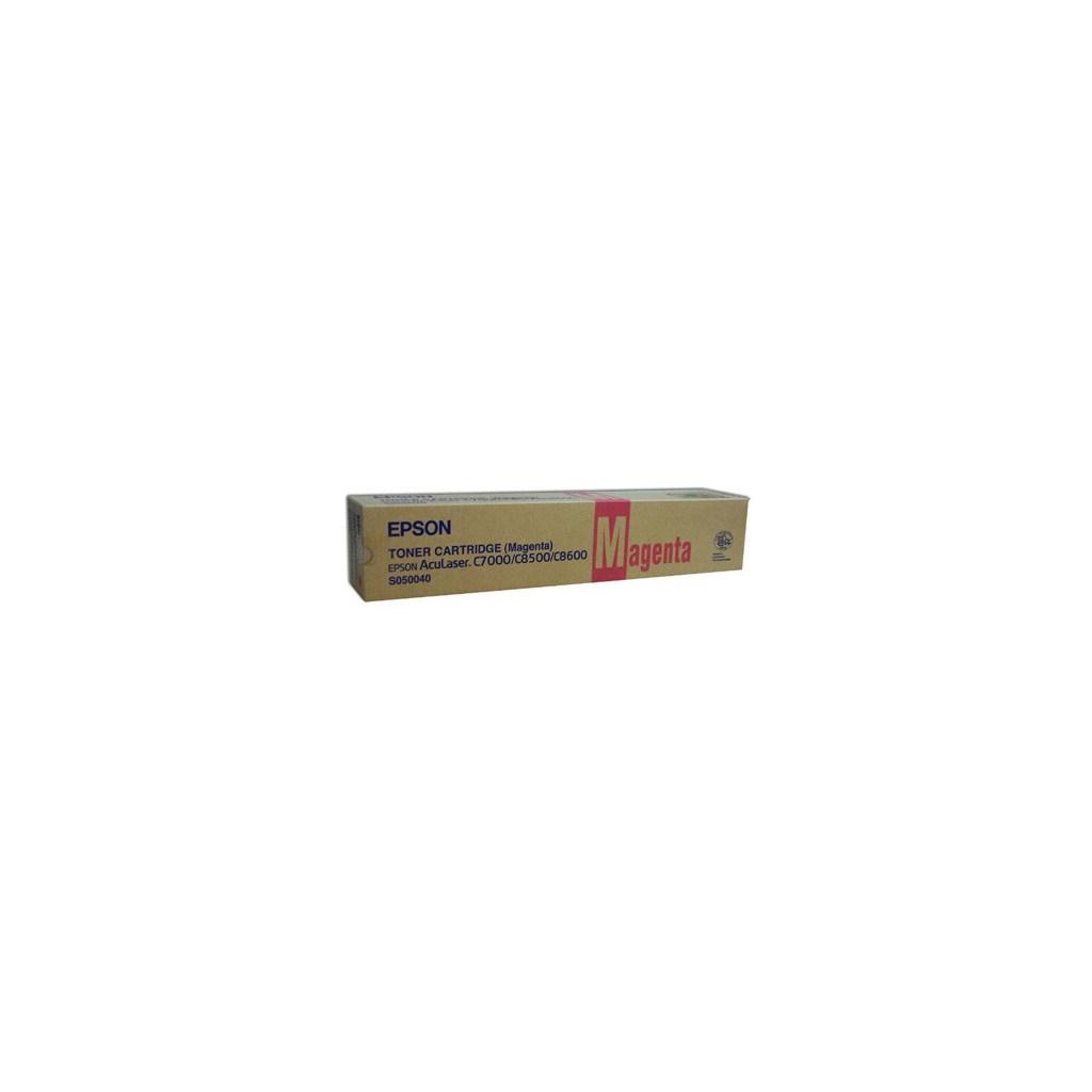 Картридж EPSON AcuLaser C8500/C8600 magenta (C13S050040)