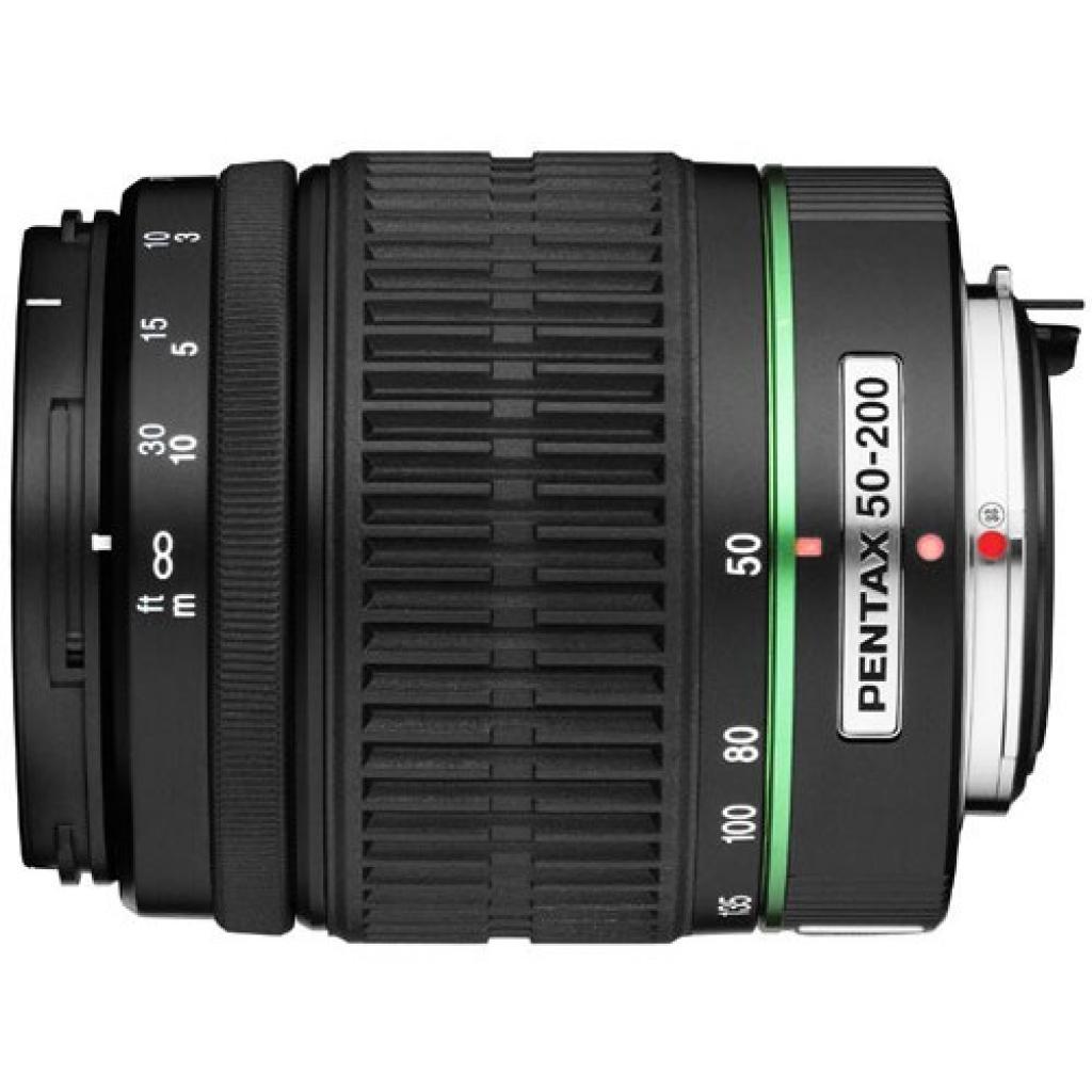 Объектив SMC DA 50-200mm f/4-5.6 ED WR Pentax (21870) изображение 2