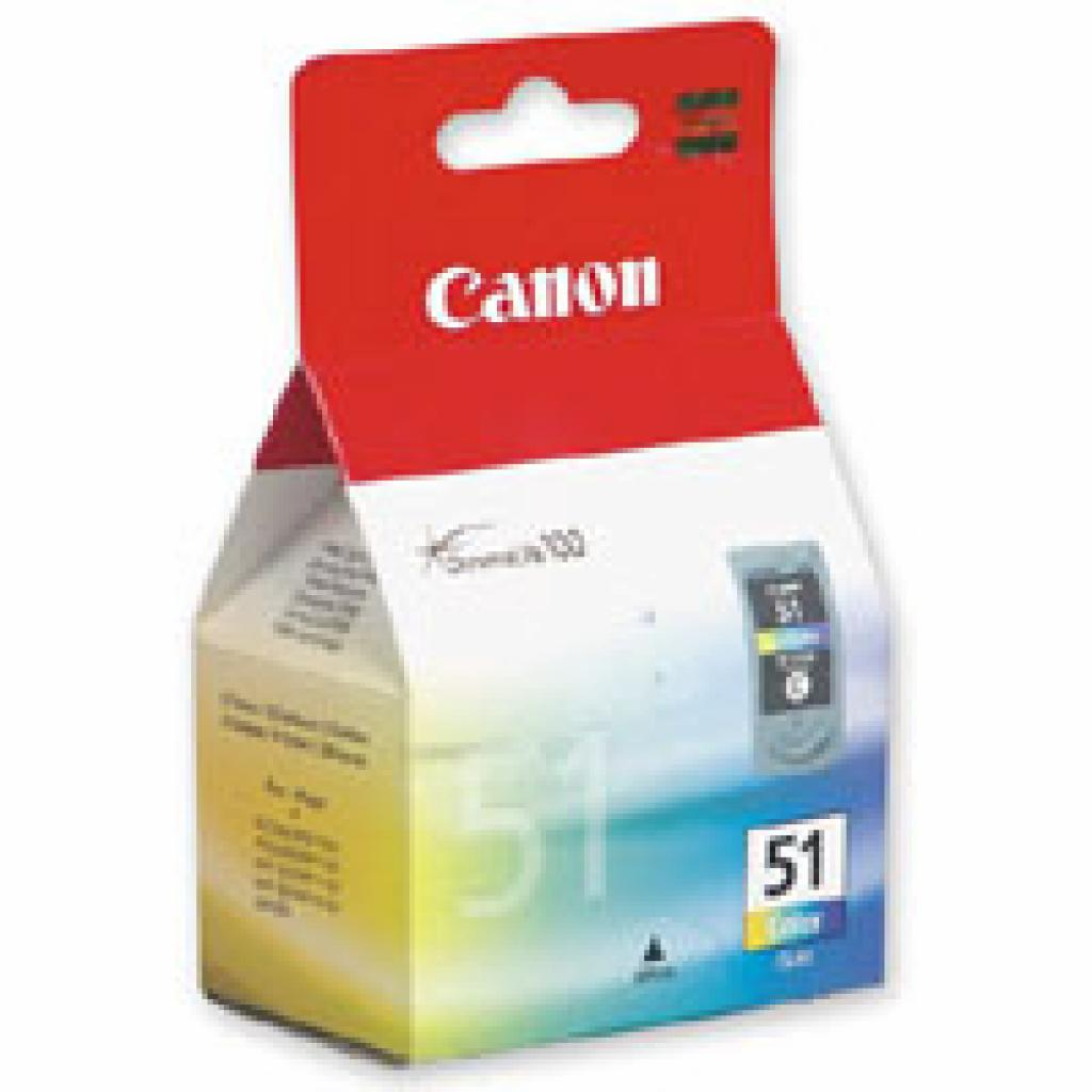Картридж CL-51 Color Canon (0618B001 / 0618B025)