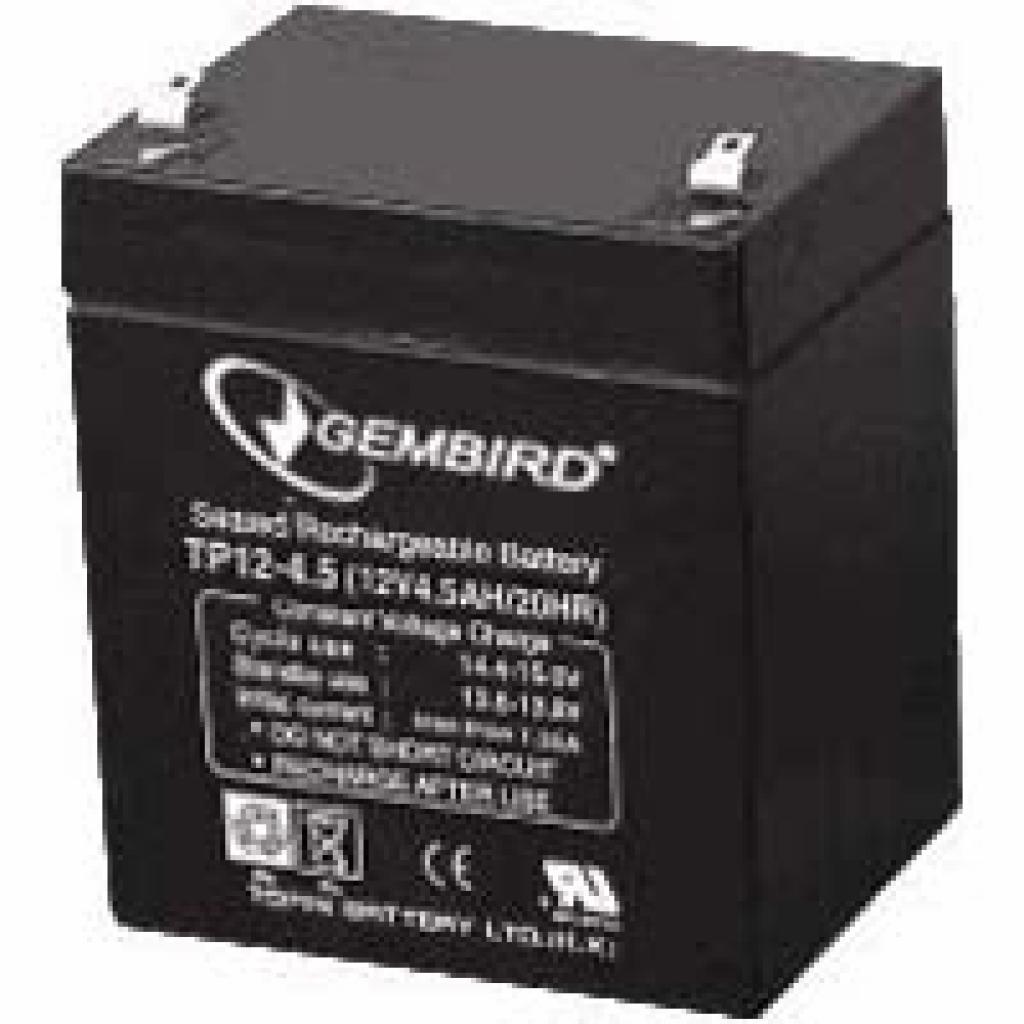Батарея к ИБП BAT-6V4.5AH GEMBIRD