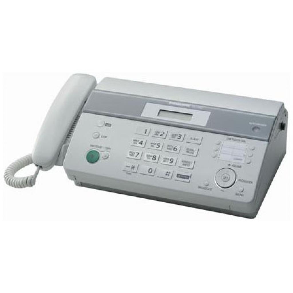 Факсимильный аппарат PANASONIC KX-FT982UA-W
