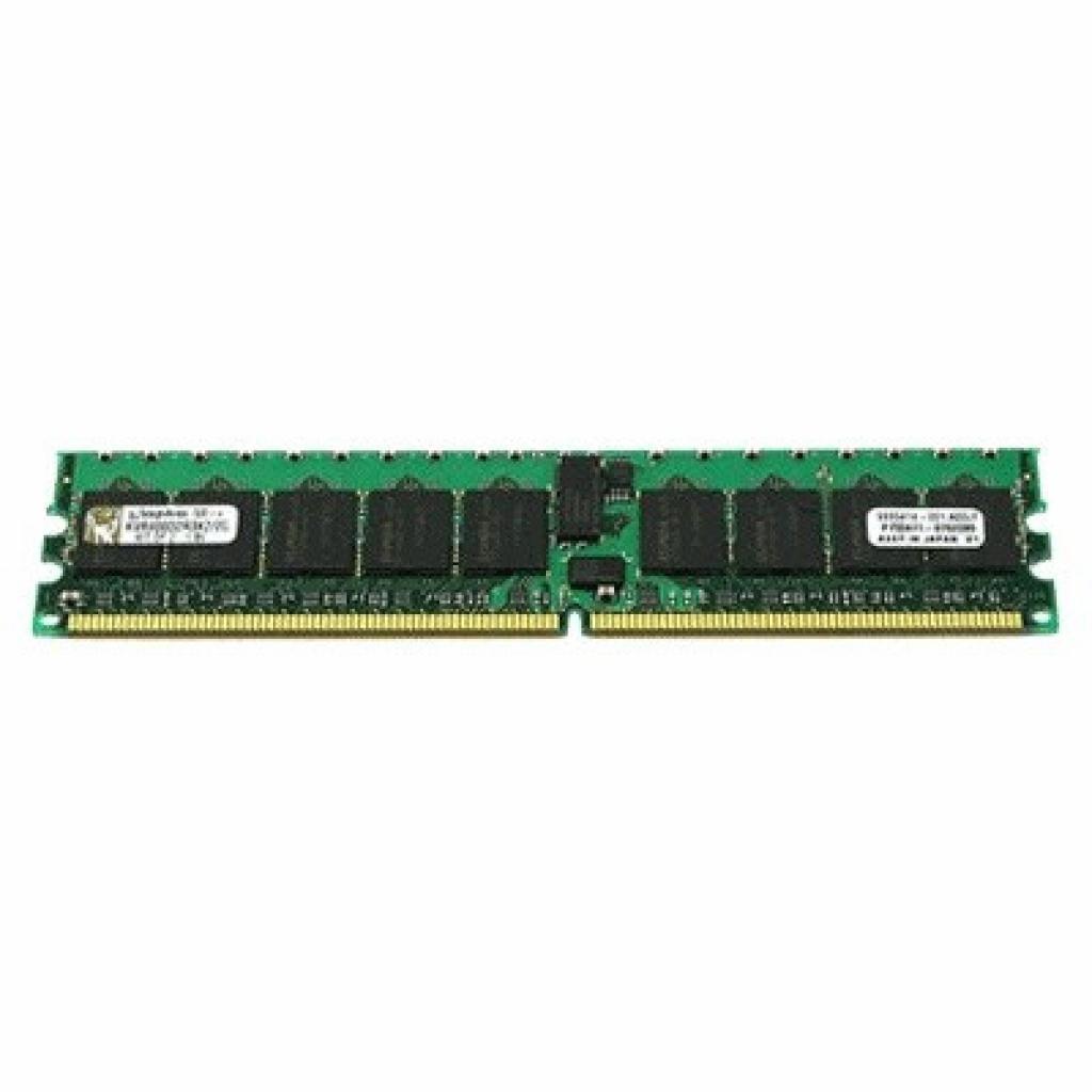 Модуль памяти для сервера DDR2 2048Mb Kingston (KVR400D2D8R3/2G)