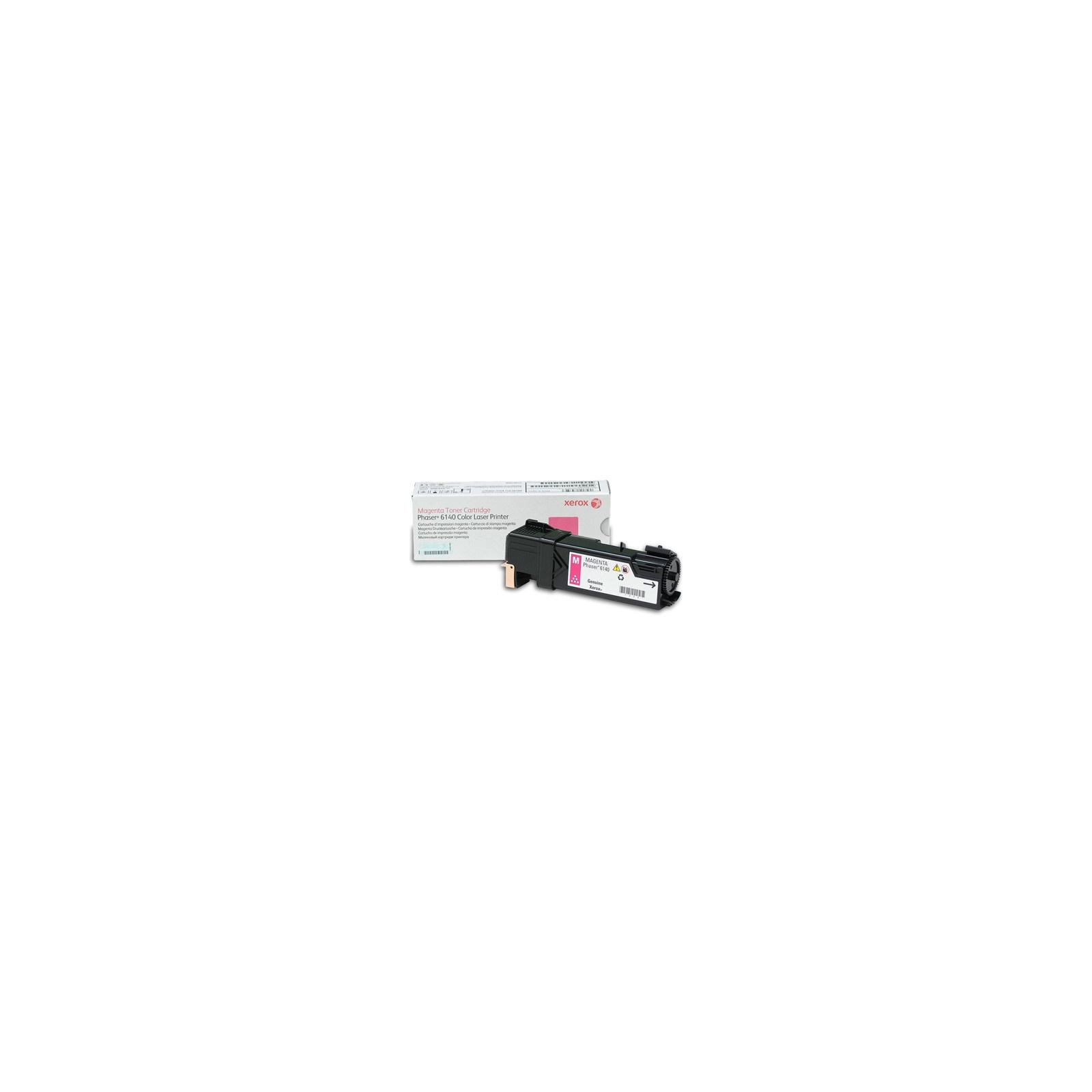 Тонер-картридж XEROX PH6140 Magenta (106R01482)