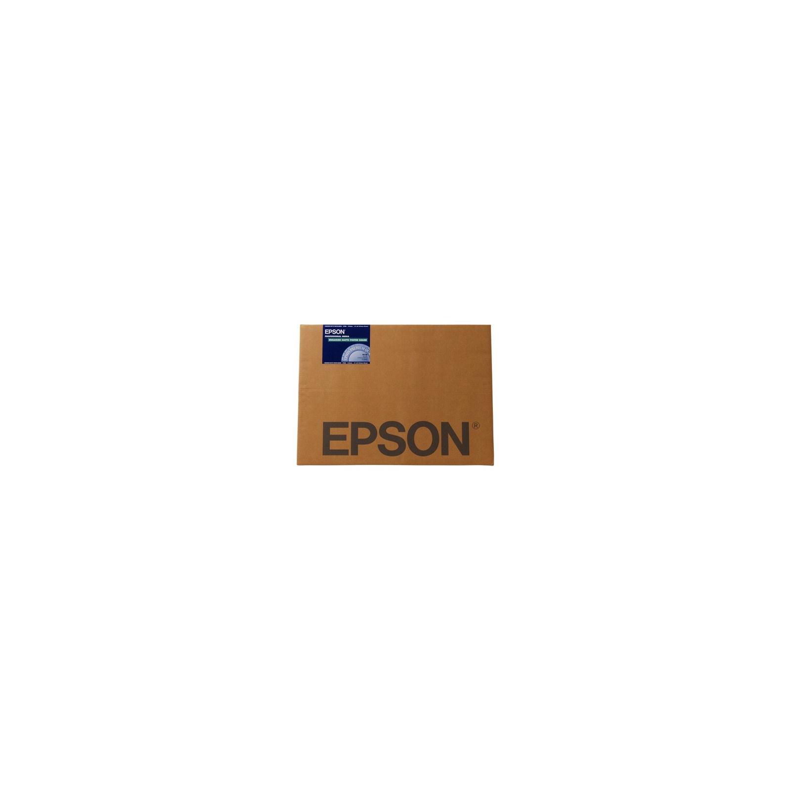 Бумага EPSON A3+ Enhanced Matte Posterboard (C13S042110)