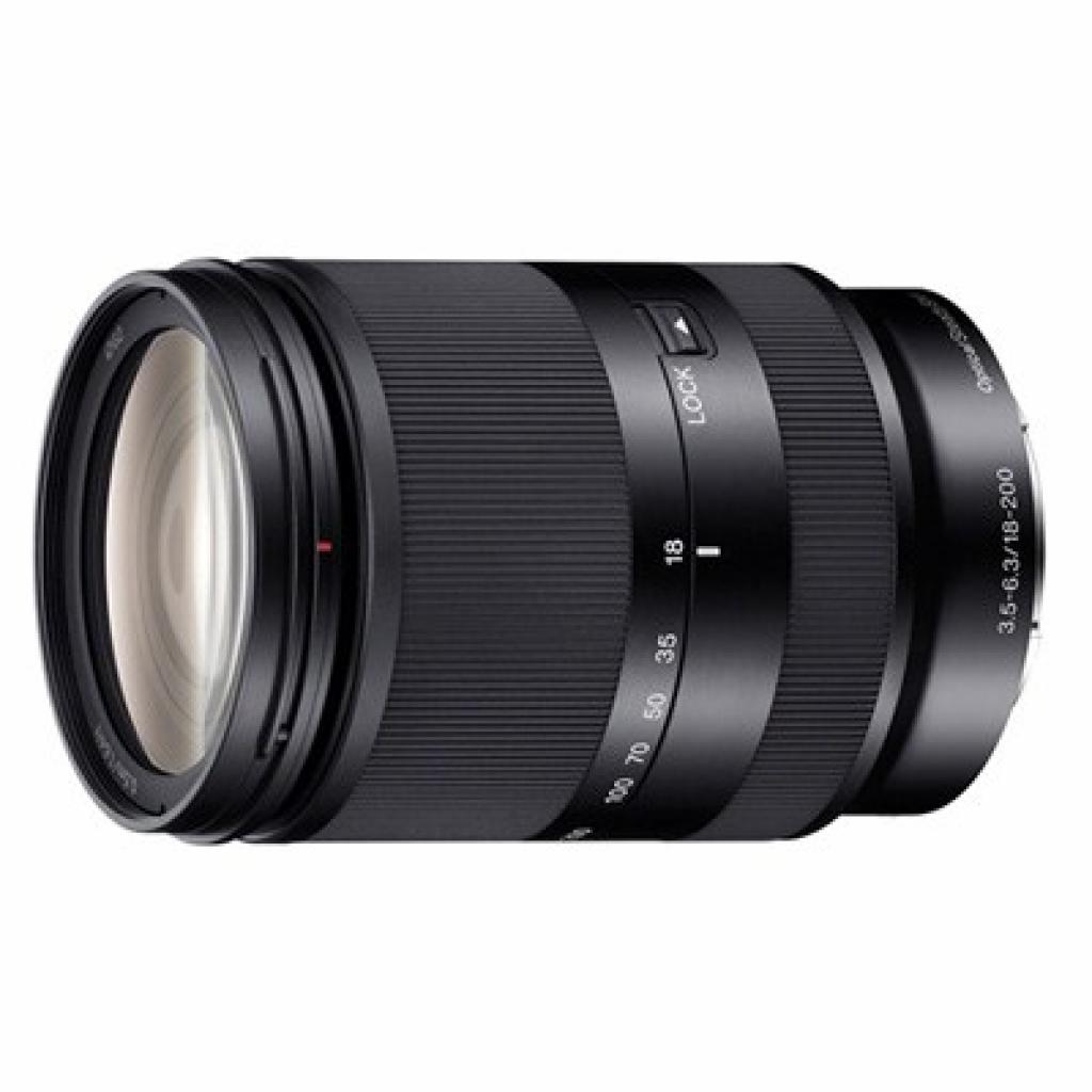 Объектив SONY 18-200mm f/3.5-6.3 LE for NEX (SEL18200LE.AE)
