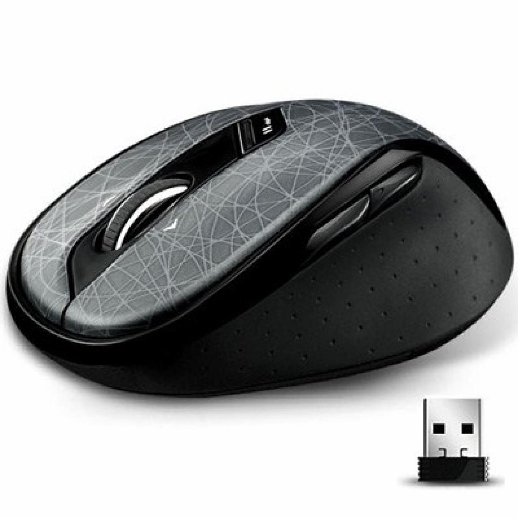 Мышка Rapoo 7100p Grey