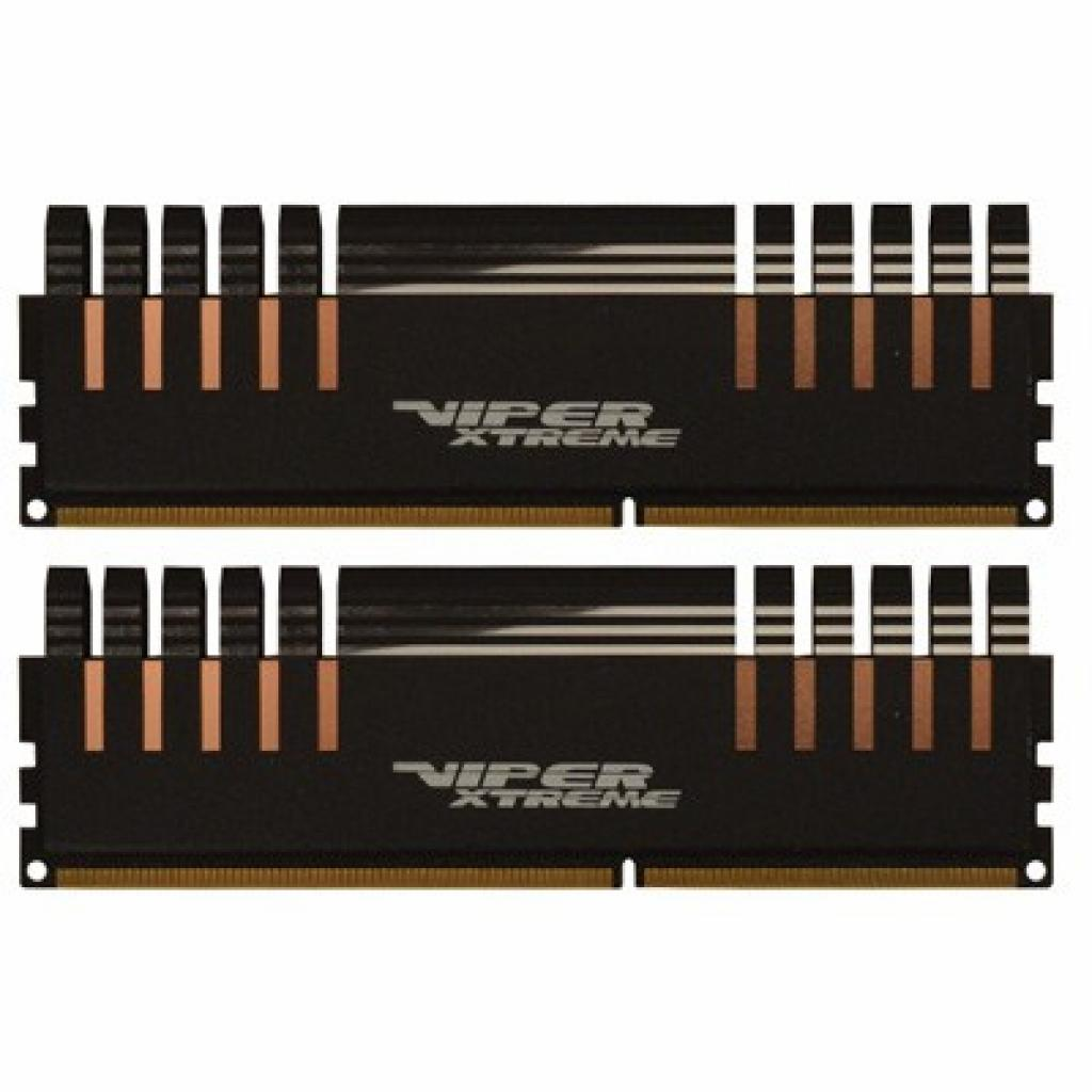 Модуль памяти для компьютера DDR3 8GB (2x4GB) 2400 MHz Patriot (PXD38G2400C11K)