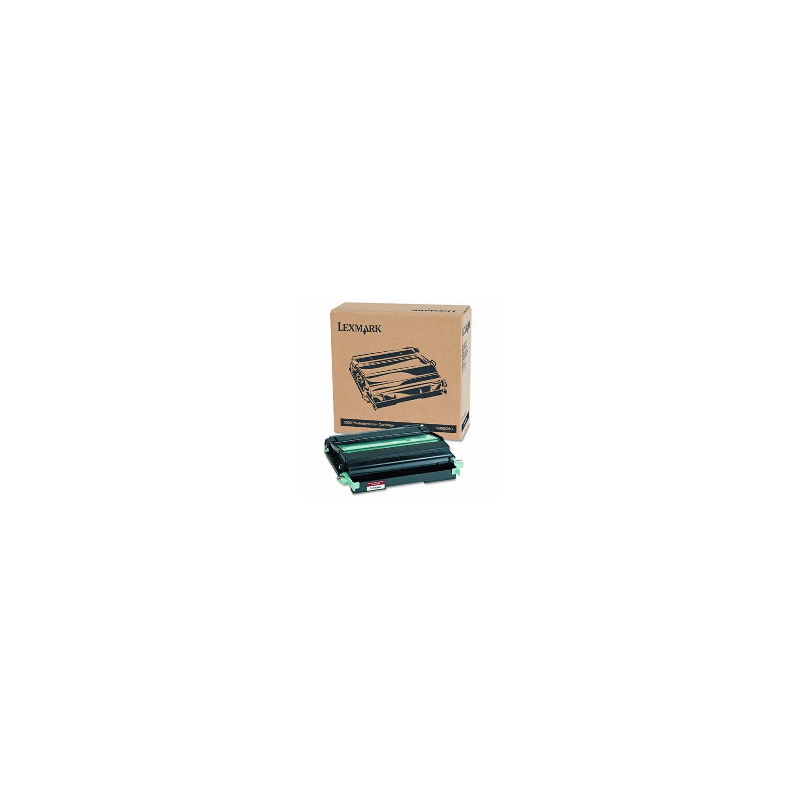 Фотобарабан LEXMARK X500n/ X502n/ C500n Photoconductor (C500X26G)