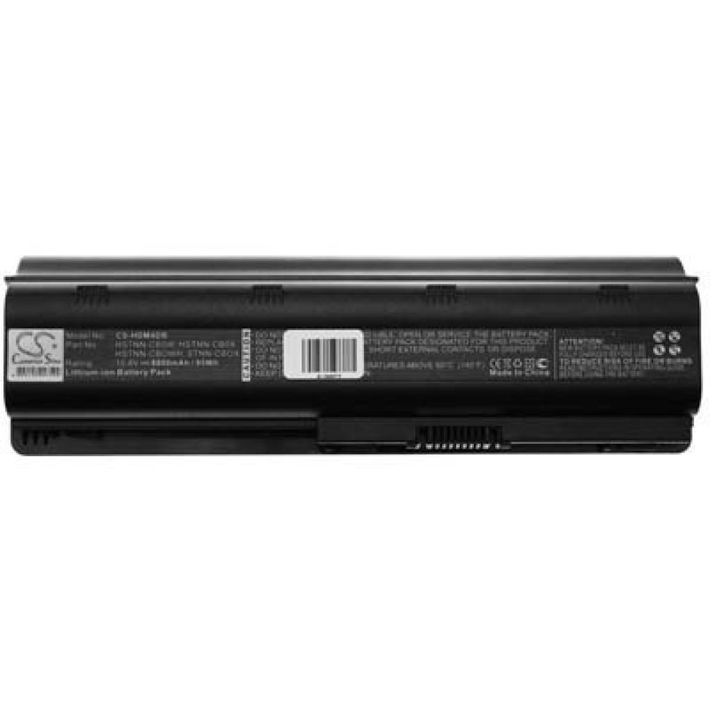 Аккумулятор для ноутбука BatteryExpert HSTNN-Q62C dm4-1000 (HSTNN-Q62C LB 55)