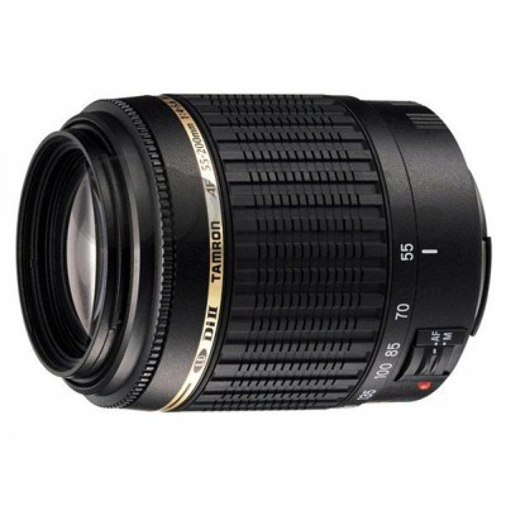 Объектив Tamron AF 55-200mm f/4-5.6 Di II LD macro for Canon (AF 55-200mm for Canon)