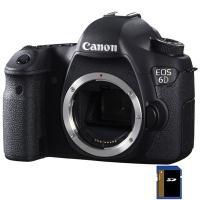 Цифровой фотоаппарат Canon EOS 6D body (Wi-Fi + GPS) (8035B023)