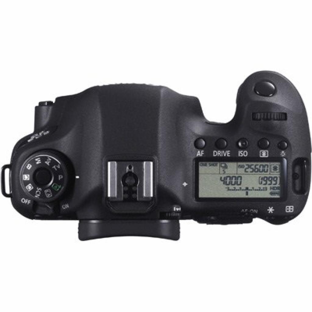 Цифровой фотоаппарат Canon EOS 6D body (Wi-Fi + GPS) (8035B023) изображение 3