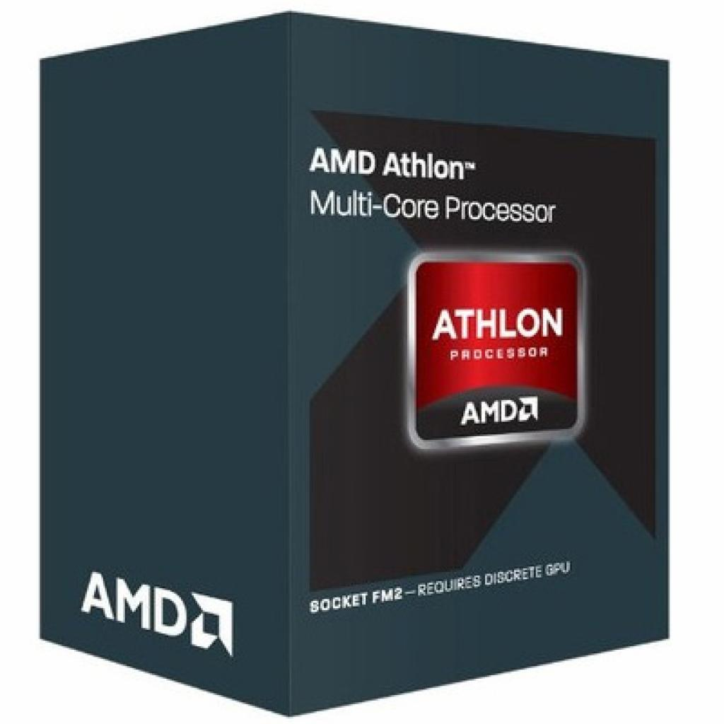 Процессор AMD Athlon ™ II X4 760K (AD760KWOHLBOX)