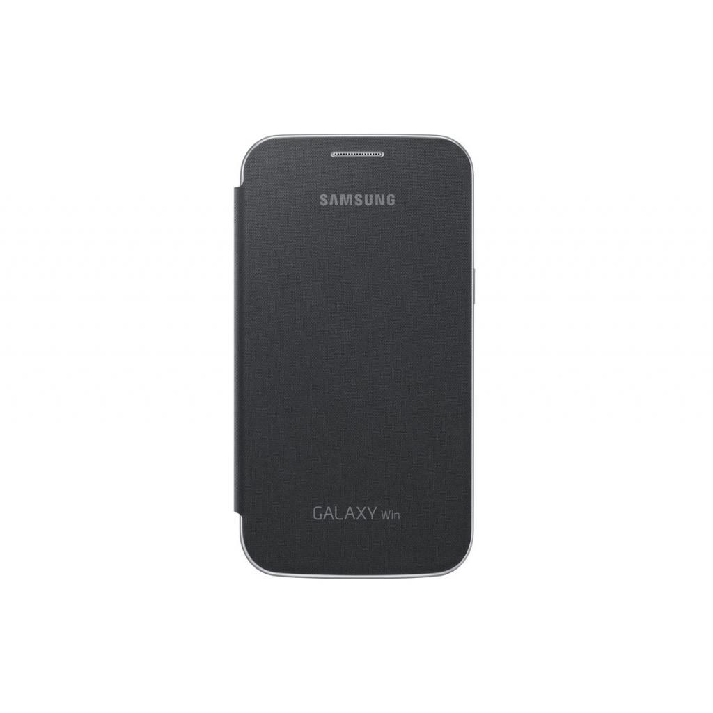 Чехол для моб. телефона Samsung I8552/Gray/Flip Cover (EF-FI855BSEGWW)