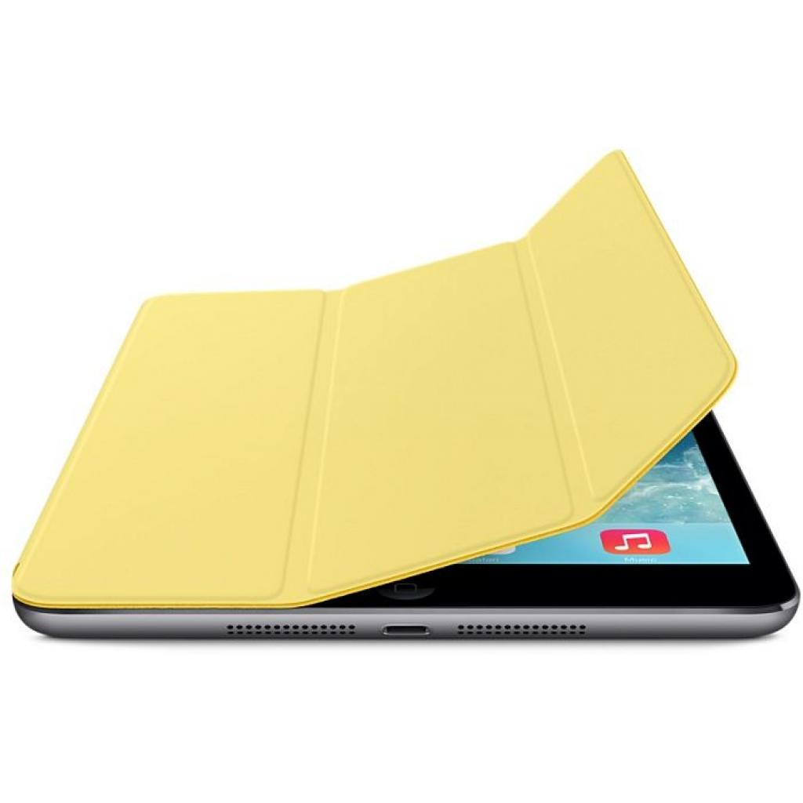 Чехол для планшета Apple Smart Cover для iPad mini /yellow (MF063ZM/A) изображение 2