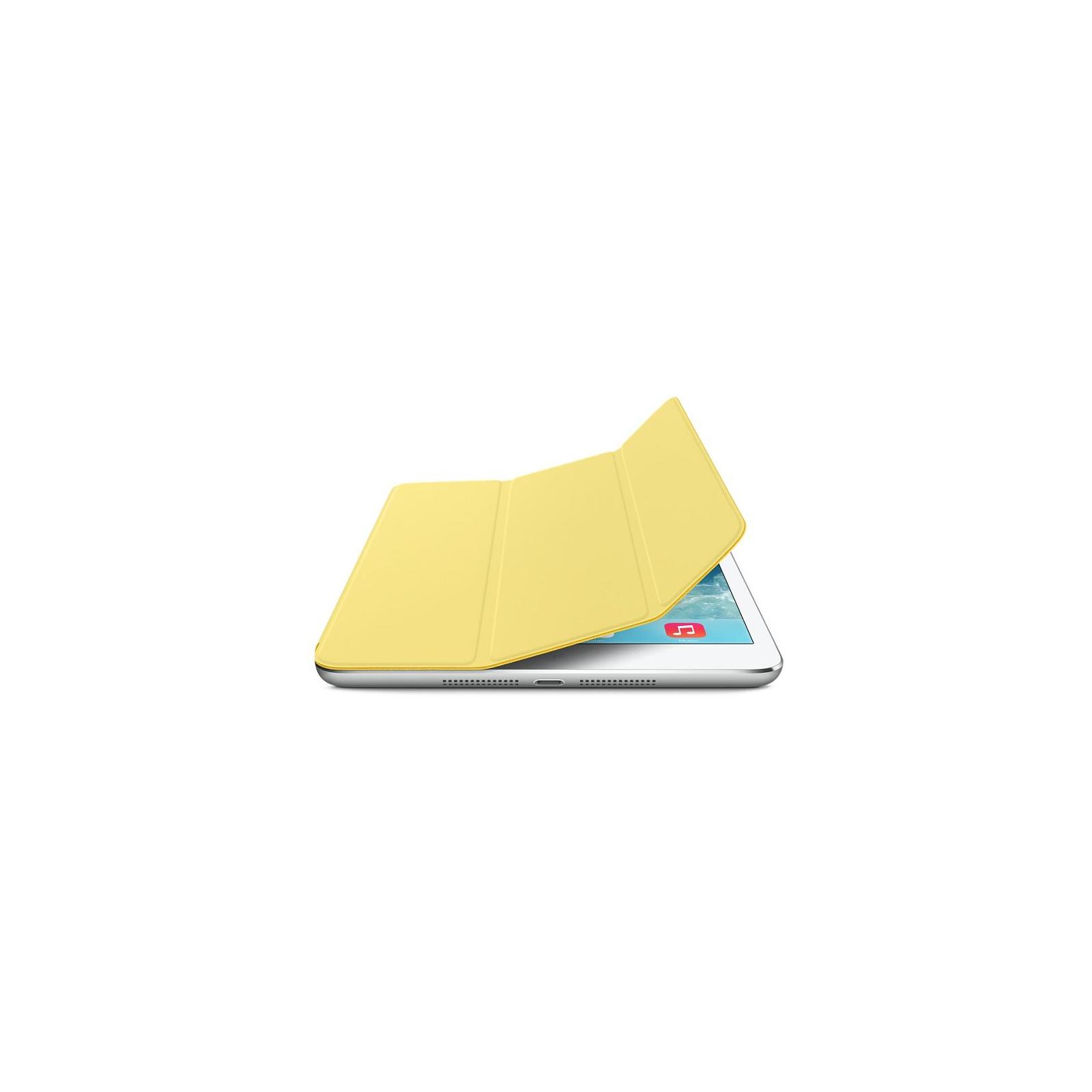 Чехол для планшета Apple Smart Cover для iPad mini /yellow (MF063ZM/A) изображение 3