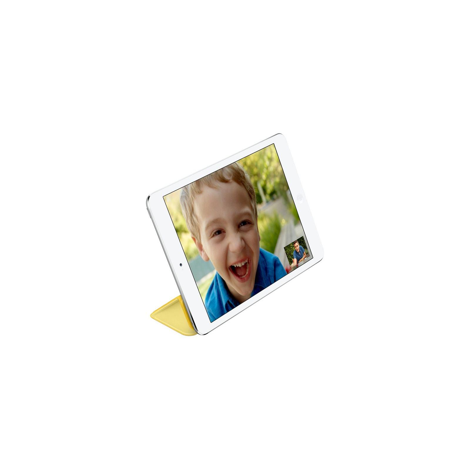 Чехол для планшета Apple Smart Cover для iPad mini /yellow (MF063ZM/A) изображение 5
