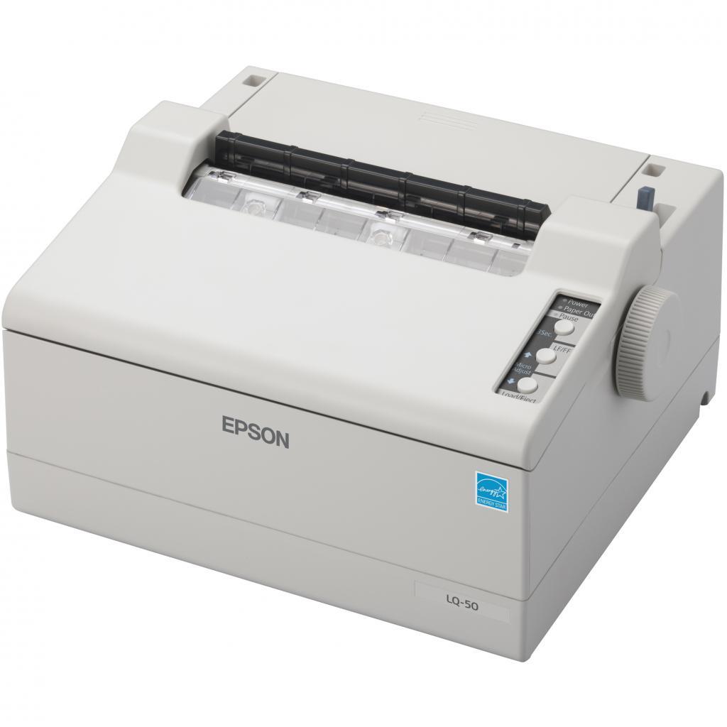 Матричный принтер EPSON LQ-50 (C11CB12031)