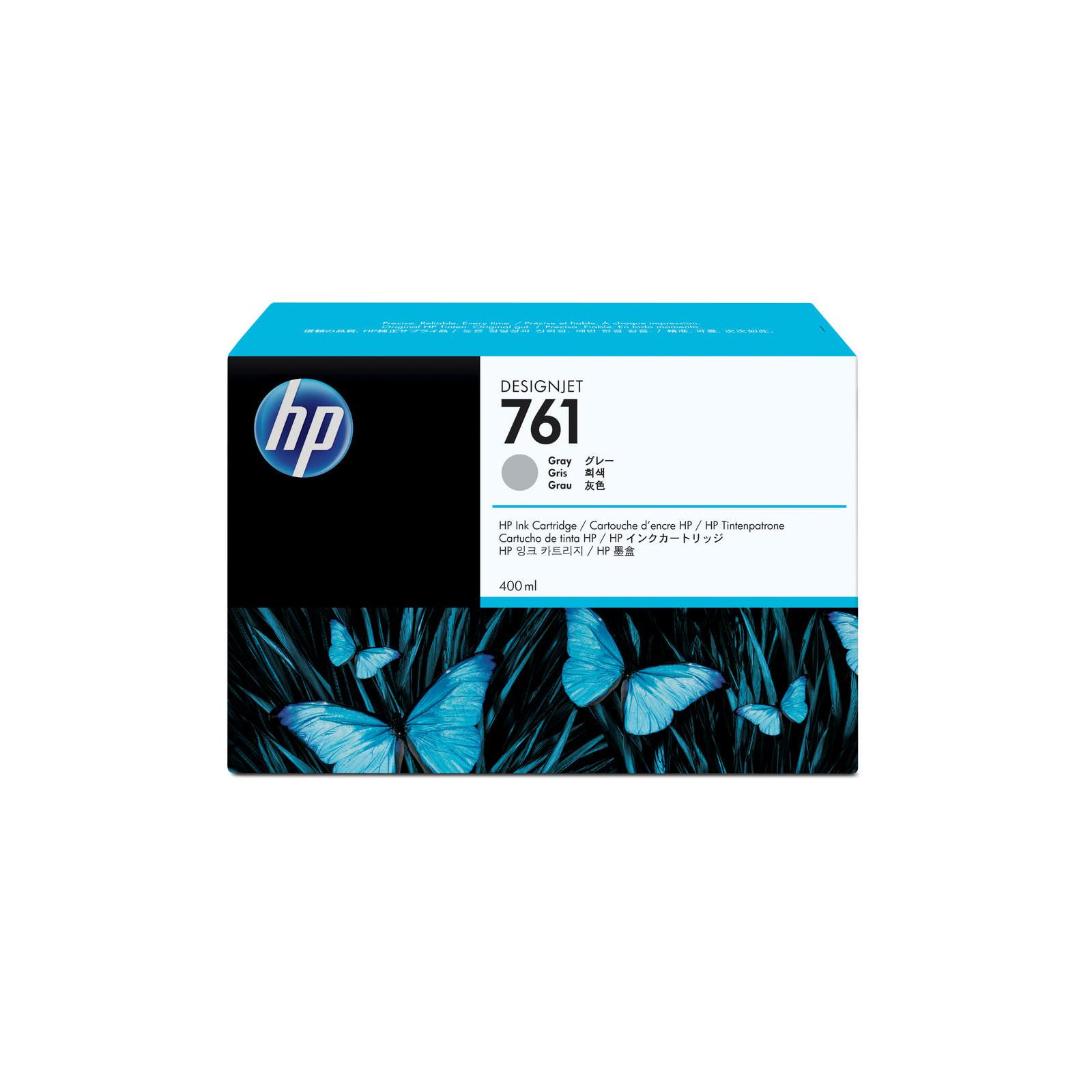 Картридж HP DJ No.761 DesignJet T7100 gray (CM995A)