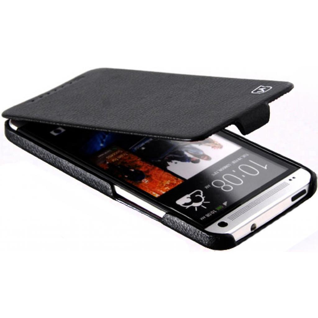 Чехол для моб. телефона HOCO для HTC ONE /Duke/ HT-L006/Black (6061276) изображение 3