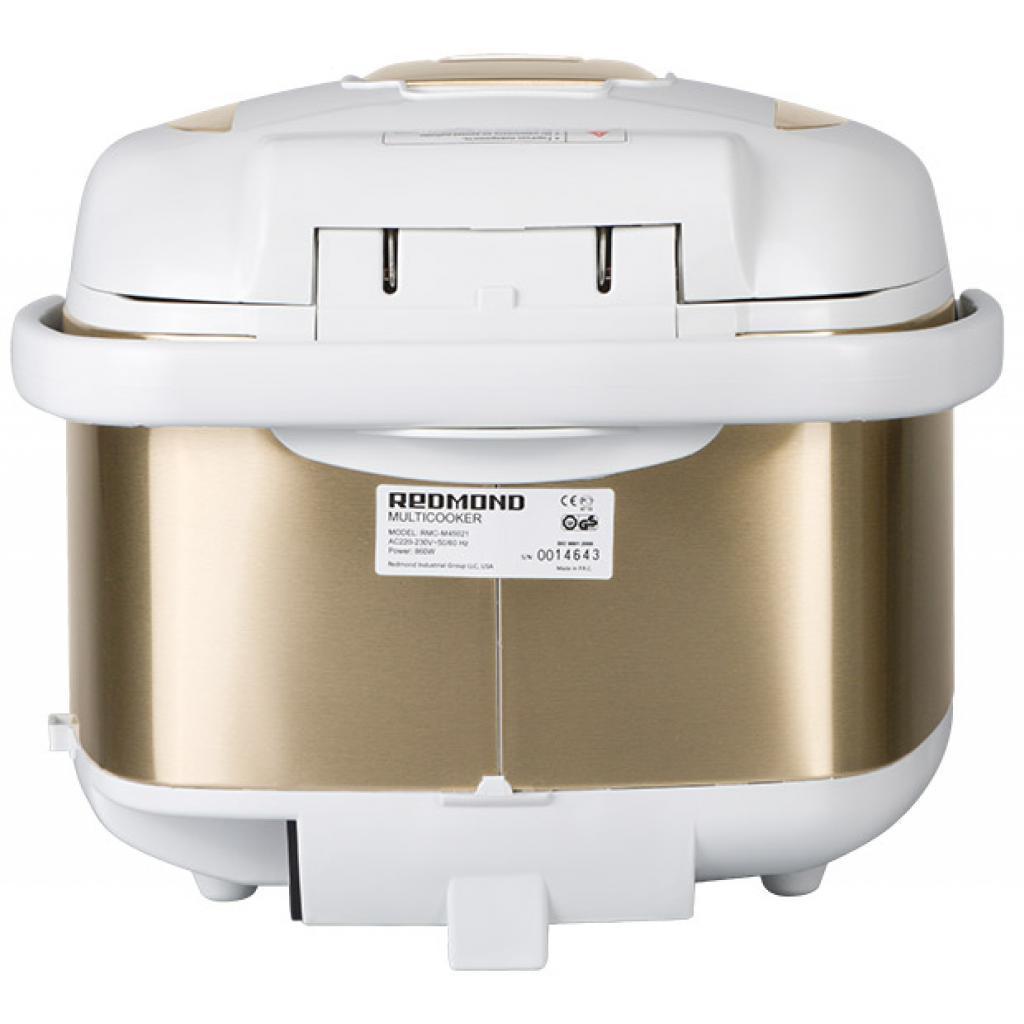 Мультиварка REDMOND RMC-M45021 white изображение 5