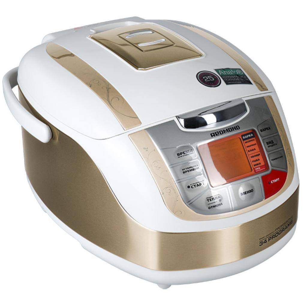 Мультиварка REDMOND RMC-M45021 white